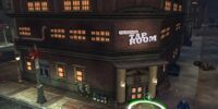 The Gotham Tap Room