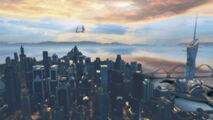 Metropolis-skyline-background-dcuo