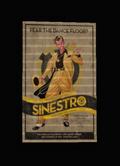 Bombshell Sinestro Poster