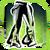 Icon Legs 007 Green
