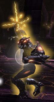 Brainiac Encloser attack