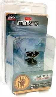 DnD AttackWing DwarvenBallista