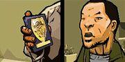 Raw Deal - Hestons Ausweis, CW