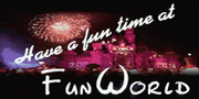 Fun-World-Plakat, VC