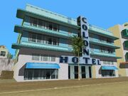 Colon Hotel, Ocean Beach, VC