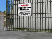 Vice City Port Authority