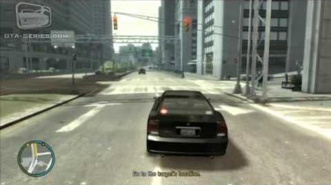GTA IV Most Wanted - Tommy Francovic