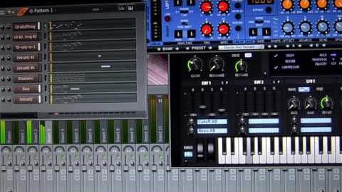 TD3 sequence vst ambient