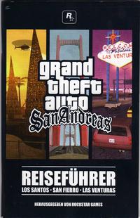 San-Andreas-Reiseführer-Cover, SA