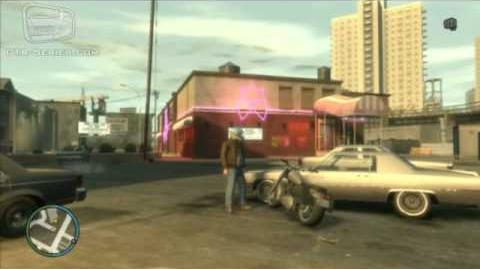 GTA IV - Undress to Kill