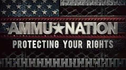 Ammunation Werbespot (GTA V)
