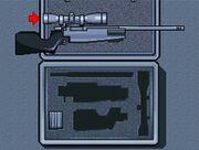 Präzisionsgewehr-Koffer