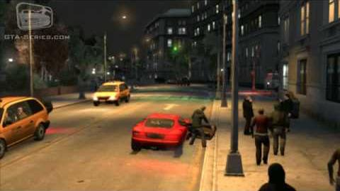 GTA IV - Union Drive