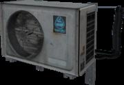 Shitzu-Klimaanlage