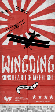 Wingding-Plakat, LCS