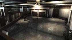 GTA IV Bank of Liberty Schalter