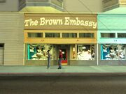 The Brown Embassy