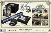 GTA V Collectors Edition Hohe Qualität