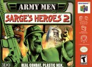 Army Men Sarge's Heroes 2 Cover