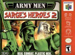 Army Men Sarge's Heroes 2 Cover.jpg