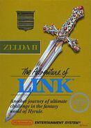 Zelda 2 Cover