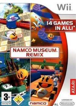 Namco Museum Remix Cover.png