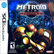 Metroid Prime Hunters Cover