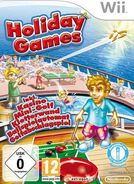 Holiday Games Cover