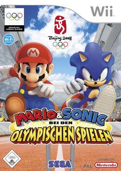 Mario & Sonic bei den Olympischen Spielen Cover Wii.jpg