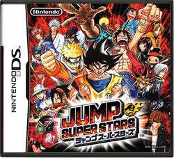 Jump Super Stars Cover