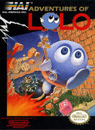 Adventures of Lolo Cover