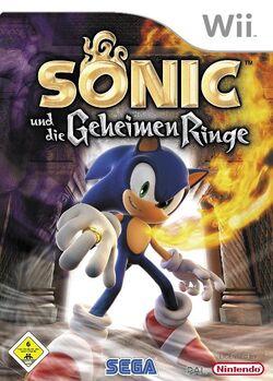 Sonic und die Geheimen Ringe Cover.jpg