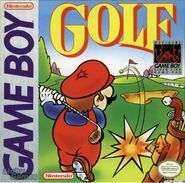 Golf Game Boy