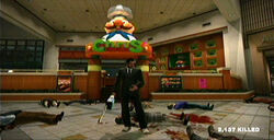 Dead rising chris restaurant