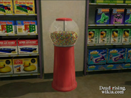 Dead rising gumball machine childs play