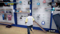 Dead rising 2 Hat Racks Toursit Boat Hat justin tv (2)