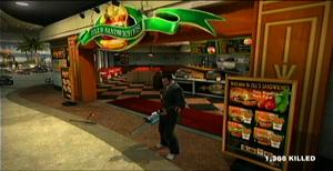Dead rising jills sandwiches
