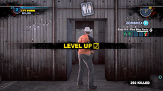 Dead rising 2 case 0 level up 2nd after jason drill buckett