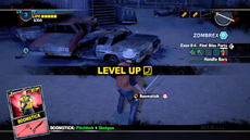 Dead rising 2 case 0 level up 3rd after jed (5)
