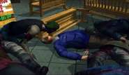 Dead rising Freddie May survivors casualties in breach at beginning of game