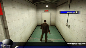 Dead rising walkthrough (2) hallway