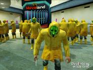 Dead rising rainbow cult with jennifer