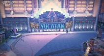 Dead rising Yucatan Casino panorama facade 4