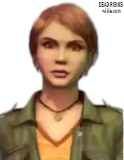 Dead rising stacey bust