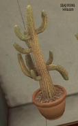 Dead rising Cactus Plant uncle bills