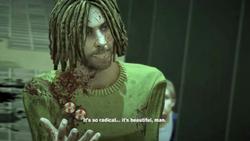 Dead rising 2 chuck the role model cutscene justin tv00091 (10)