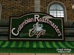 Dead rising pp colombian roastmasters