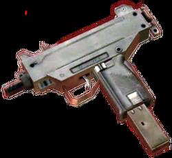 Dead rising Sub-machine Gun