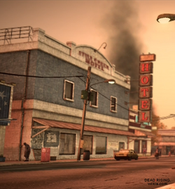 Dead rising 2 case 0 still creek hotel