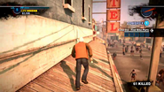 Dead rising 2 case 0 broadsword along roof (5)